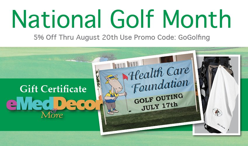 National Golf Month