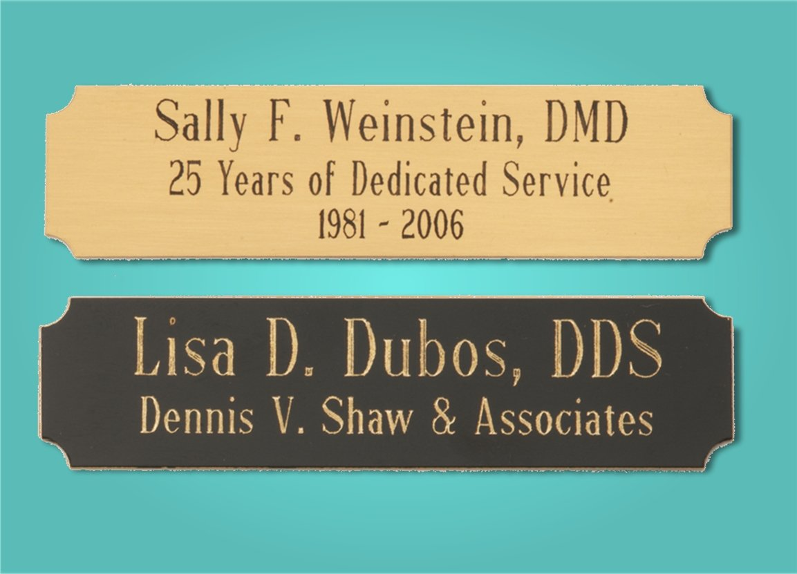 Doctor Name Tags and Lapel Pins
