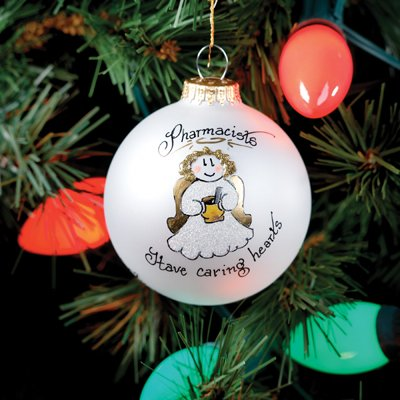 ornaments - Pharmacy Christmas Ornaments