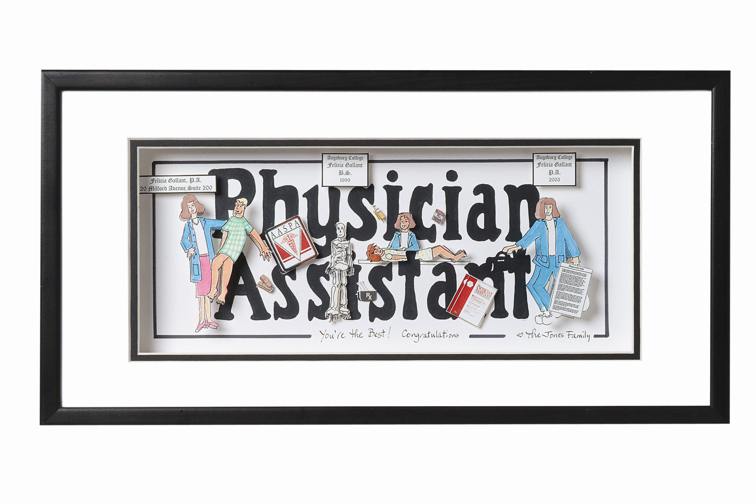 Physician Assistant Week Gifts