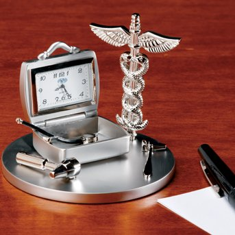 Doctors Desk Clock