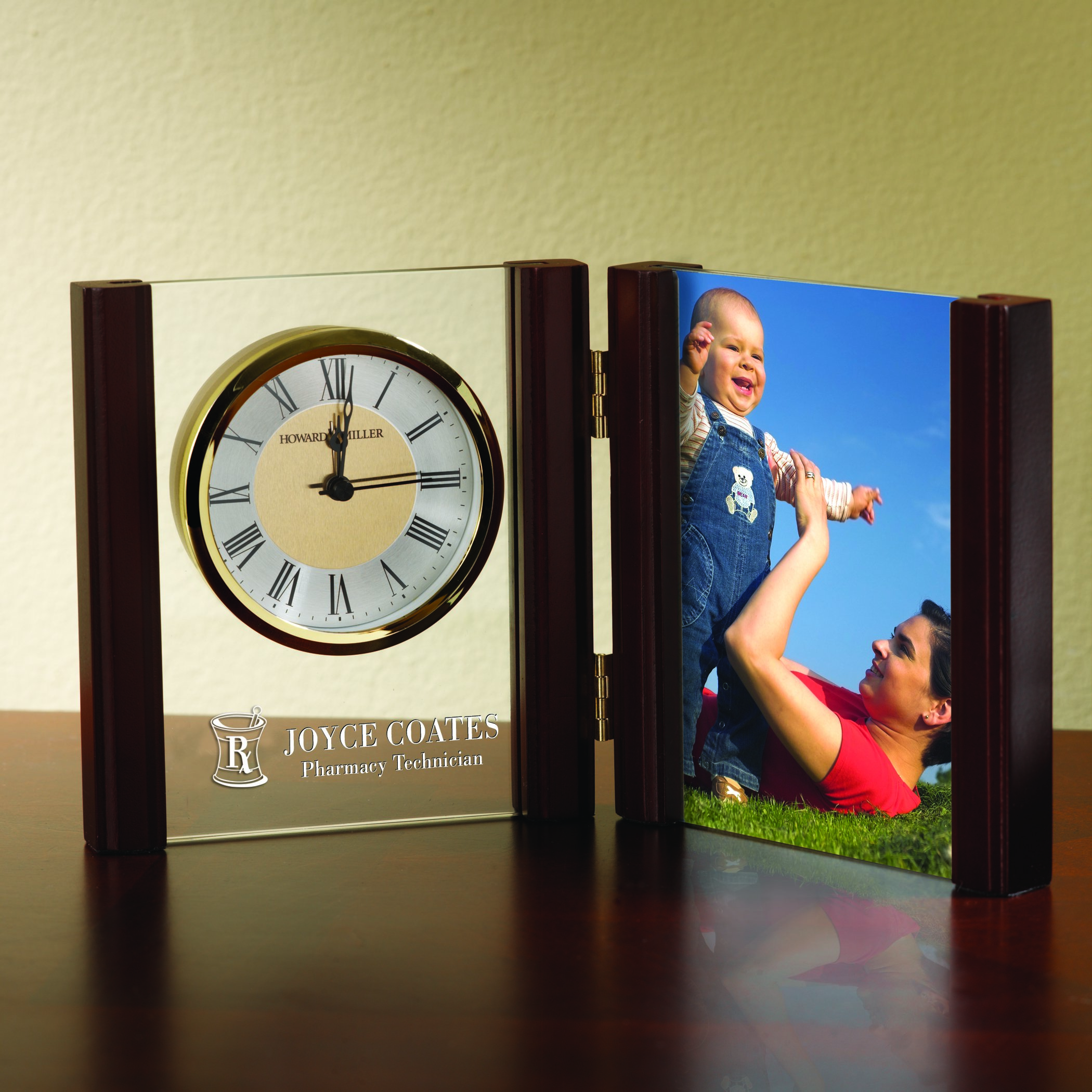 Frame and Clock Combo